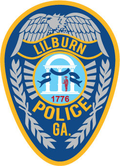 Lilburn Police Department Patch